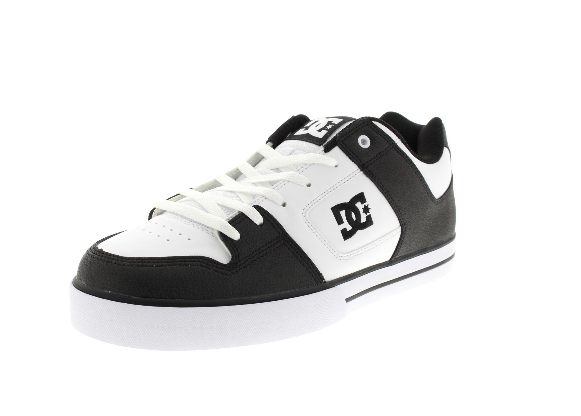 DC in Übergrößen - PURE 300660 - black white black