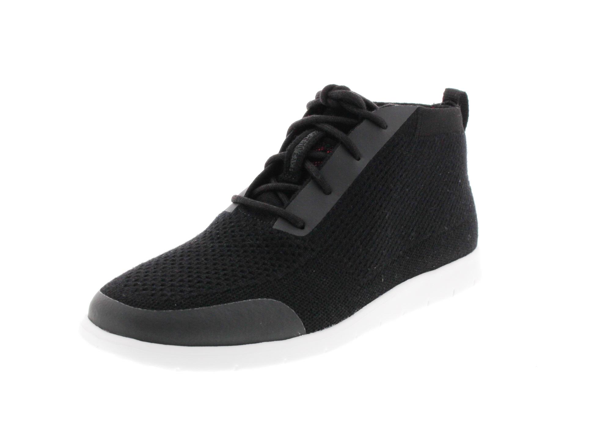 UGG in Übergrößen - Sneakers FREAMON HYPERWAVE - black