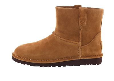 UGG Damenschuhe - CLASSIC UNLINED MINI 1017532 chestnut preview 2