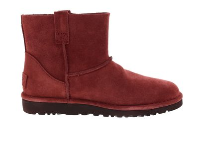 UGG Damenschuhe - CLASSIC UNLINED MINI 1017532 red clay preview 4