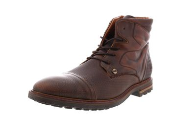 REHAB Herrenschuhe - Stiefeletten MARI WALL 2200 brown