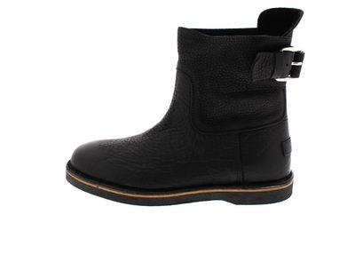 SHABBIES AMSTERDAM Schuhe Stiefeletten 181020020 black preview 2