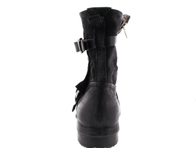 A.S.98 Herrenschuhe - Boots SHIELD 409208 - nero preview 5