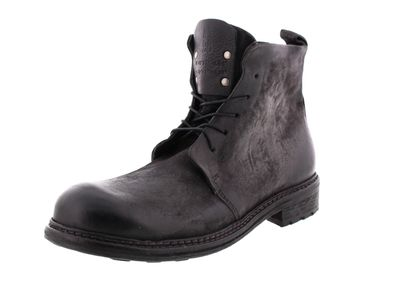 A.S.98 Herrenschuhe - REVOLUTION 327203 - smoke nero