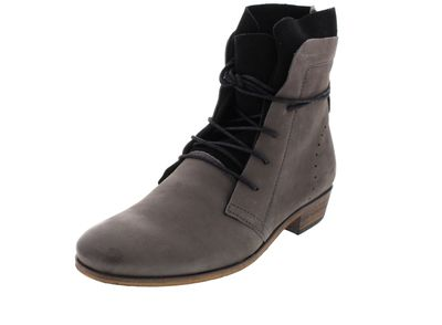 HAGHE by HUB Damenschuhe Stiefeletten HALLY - dark grey