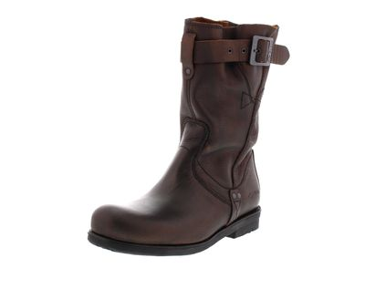 P-L-D-M by PALLADIUM Damenstiefel DAISY DST black bronze