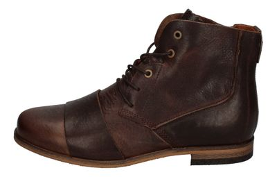 HAGHE by HUB Herrenschuhe - Boots LOMU - dark brown preview 2