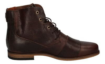 HAGHE by HUB Herrenschuhe - Boots LOMU - dark brown preview 4
