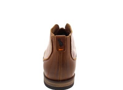 HAGHE by HUB Herrenschuhe - Boots SPURS - cognac preview 5