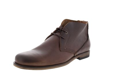 HAGHE by HUB Herrenschuhe - Boots SPURS - dark brown