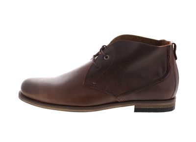 HAGHE by HUB Herrenschuhe - Boots SPURS - dark brown preview 2