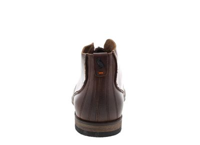 HAGHE by HUB Herrenschuhe - Boots SPURS - dark brown preview 5