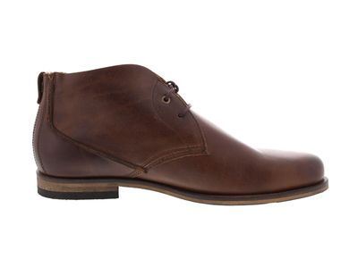 HAGHE by HUB Herrenschuhe - Boots SPURS - dark brown preview 4