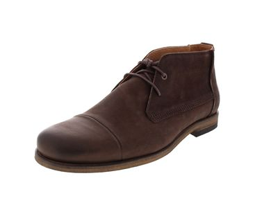 HAGHE by HUB Herrenschuhe - Boots IVAN - dark brown