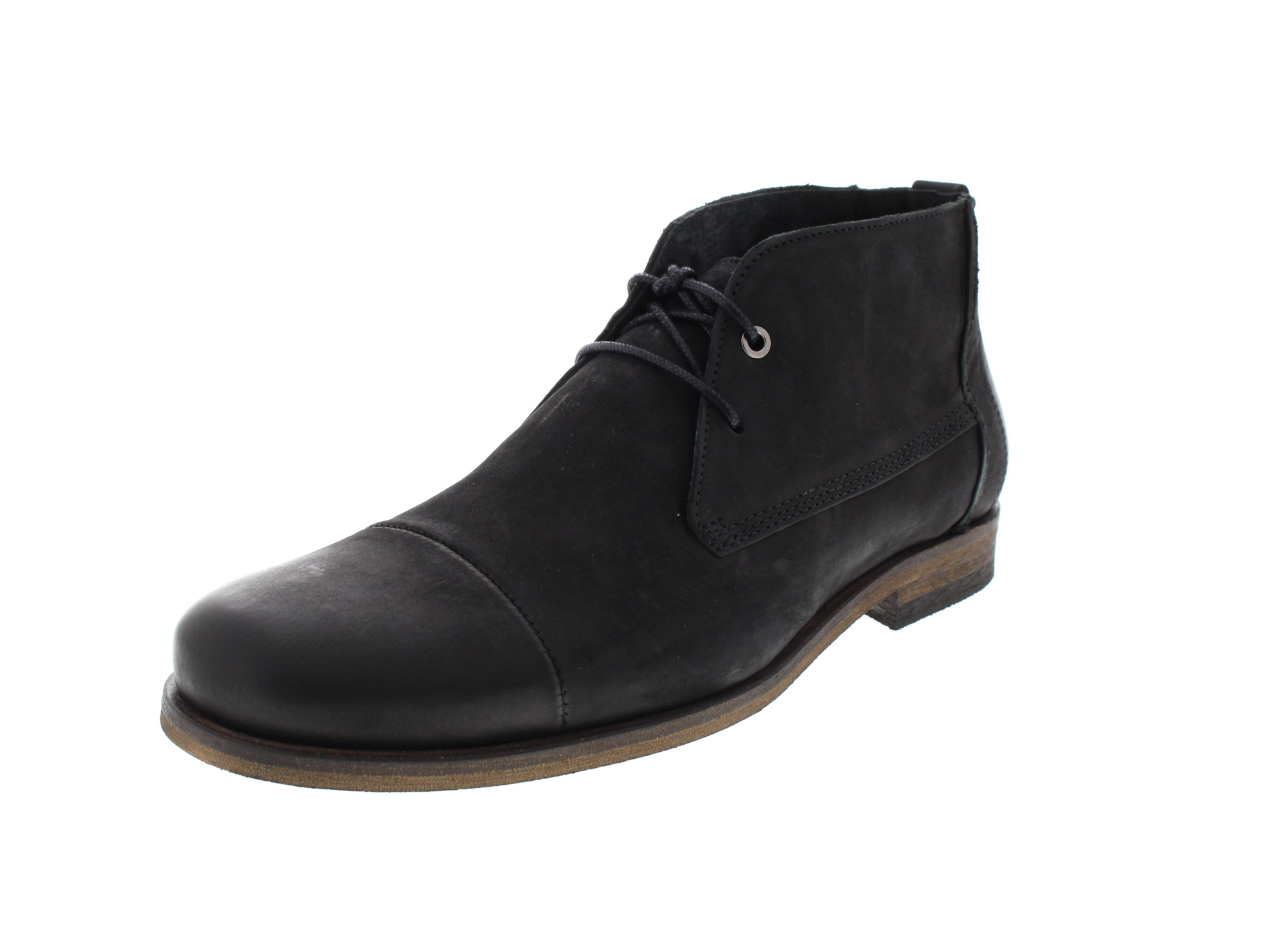 HAGHE by HUB Herrenschuhe - Boots IVAN - black_0