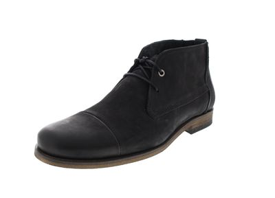 HAGHE by HUB Herrenschuhe - Boots IVAN - black