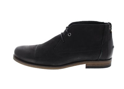 HAGHE by HUB Herrenschuhe - Boots IVAN - black preview 2