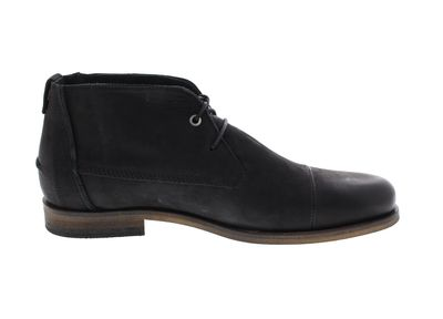 HAGHE by HUB Herrenschuhe - Boots IVAN - black preview 4