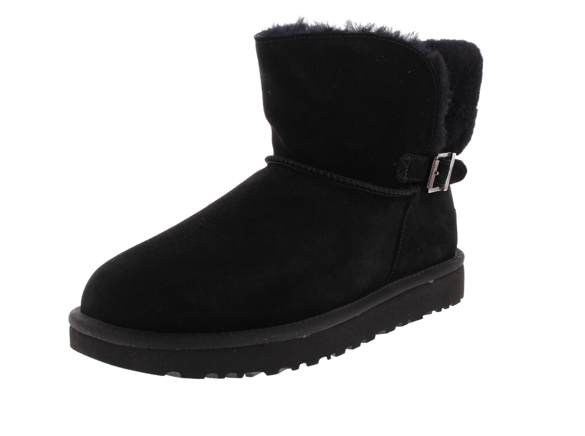 UGG Damenschuhe - Stiefelette KAREL 1019639 - black_0