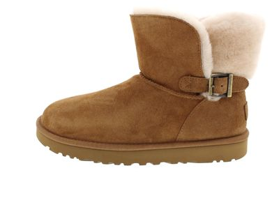 UGG Damenschuhe - Stiefelette KAREL 1019639 - chestnut preview 2