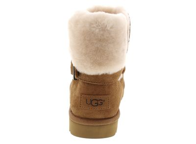 UGG Damenschuhe - Stiefelette KAREL 1019639 - chestnut preview 5