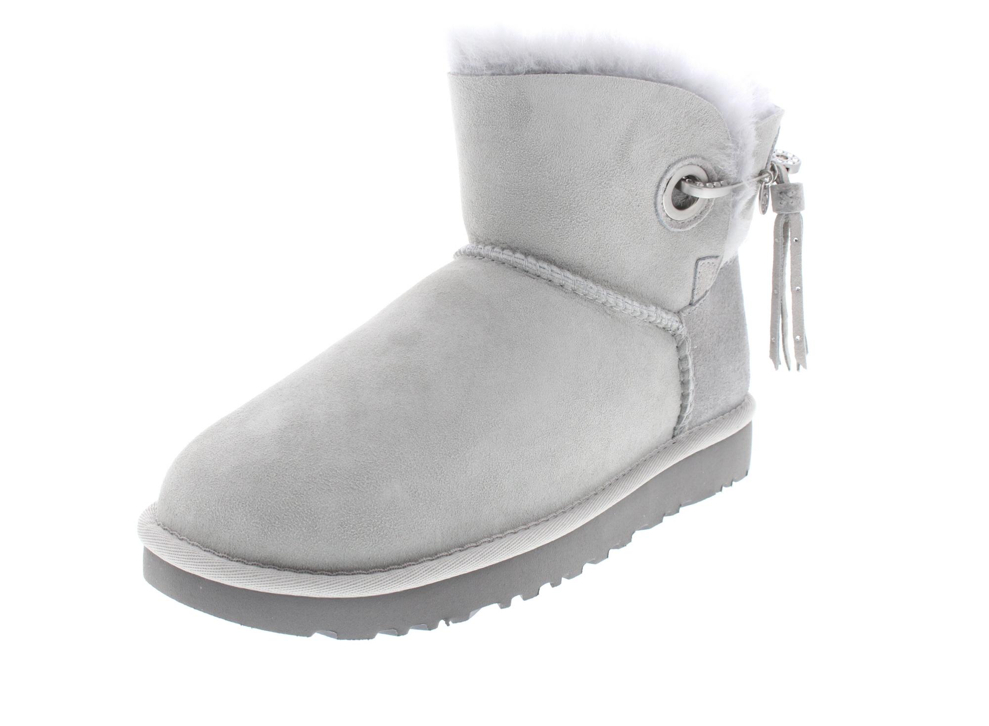 UGG Damenschuhe - Stiefelette JOSEY 1019627 grey violet_0