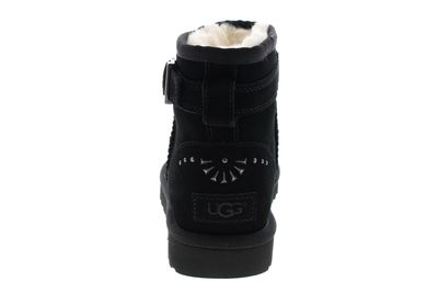 UGG Damenschuhe - Stiefeletten JADINE 1019638 - black preview 5