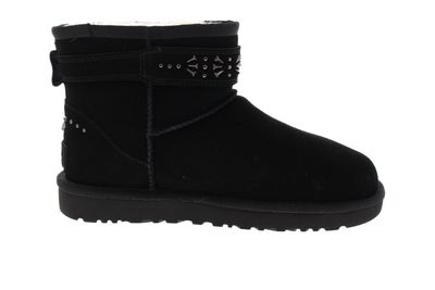 UGG Damenschuhe - Stiefeletten JADINE 1019638 - black preview 4