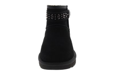 UGG Damenschuhe - Stiefeletten JADINE 1019638 - black preview 3