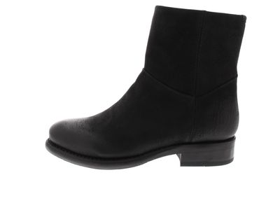 BLACKSTONE Damenschuhe - Stiefeletten MW52 - black preview 2