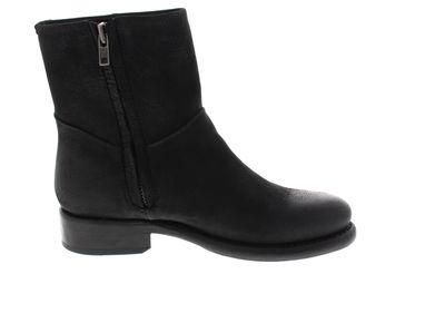 BLACKSTONE Damenschuhe - Stiefeletten MW52 - black preview 4