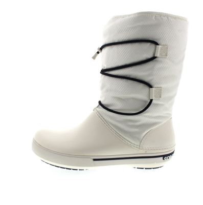 CROCS Winterstiefel - CROCBAND II.5 CINCH BOOTS - oyster preview 2