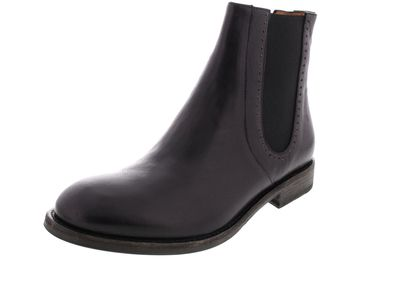 ZEHA BERLIN Damenschuhe - Chelsea Boots 453.0127 nero preview 1