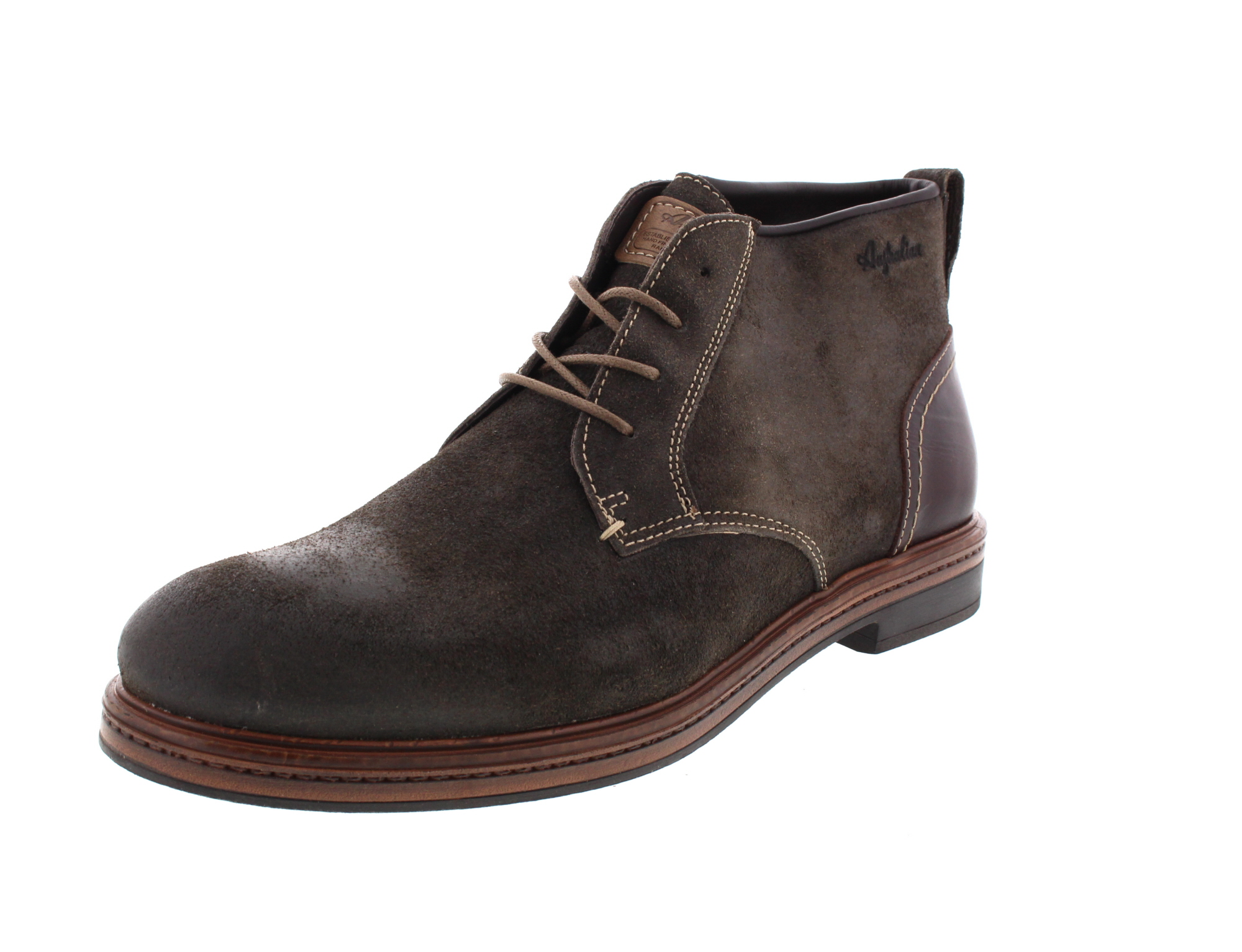 AUSTRALIAN in Übergrößen - Boots OAKWOOD - dark taupe