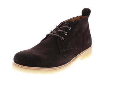 BLACKSTONE Herrenschuhe - DESERT BOOTS OM50 - chocolate
