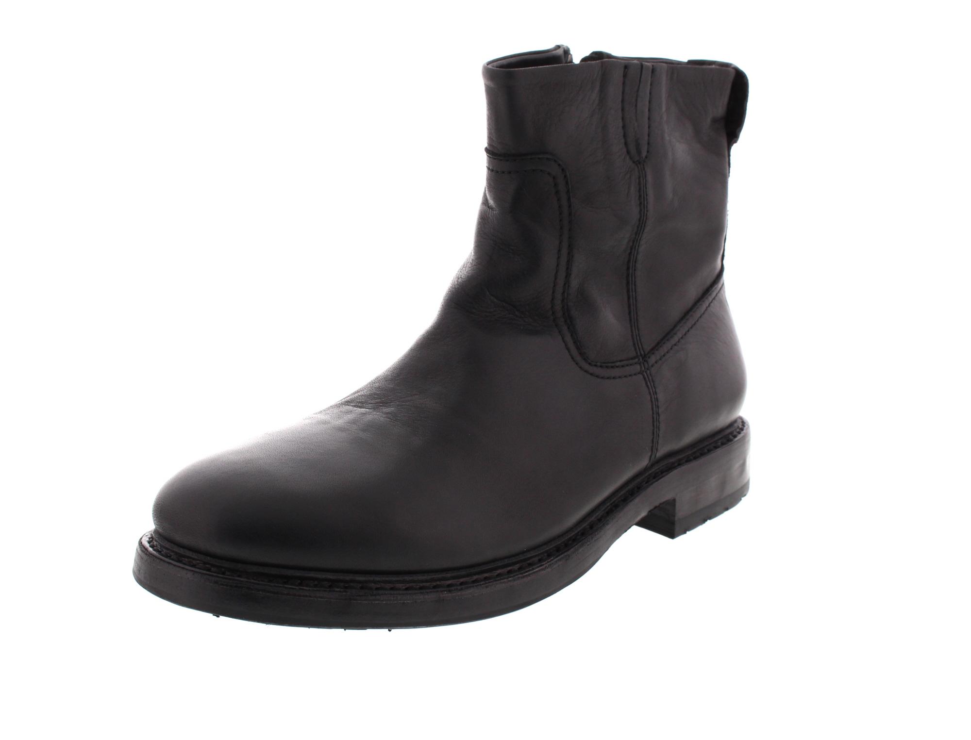 BLACKSTONE Herrenschuhe - Premium-Boots OM98 - black_0