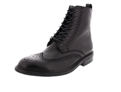 BLACKSTONE Herrenschuhe - Premium-Boots OM92 - black preview 1
