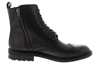 BLACKSTONE Herrenschuhe - Premium-Boots OM92 - black preview 4