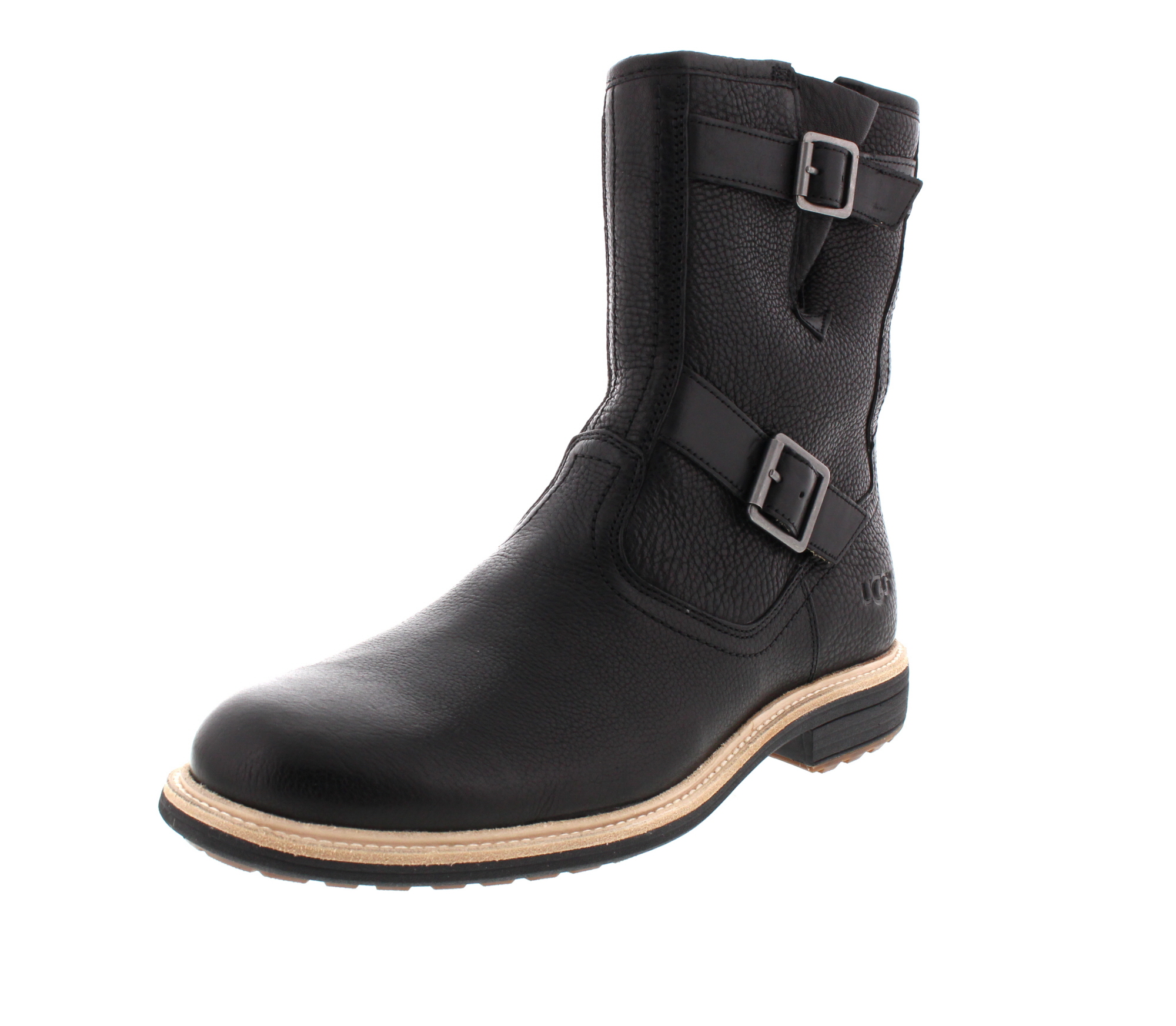UGG Herrenschuhe - Boots im Bikerlook JAREN - black_0