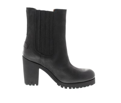SHABBIES AMSTERDAM Stiefeletten - 183020018 - black preview 4