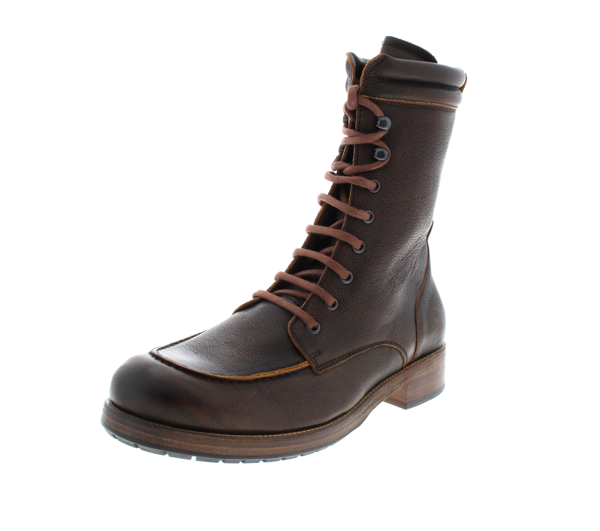 ZEHA BERLIN Herrenschuhe - Boots 458.087 - Belfast Curry_0