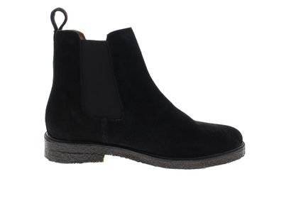 BLACKSTONE Herrenschuhe - CHELSEA BOOTS OM51 - black preview 4