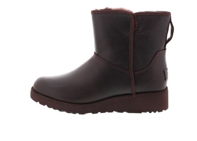 UGG Damenschuhe - Stiefelette KRISTIN Leather - stout preview 2