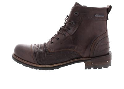 YELLOW CAB Herrenschuhe - Boots TEAR 15431 - dark brown preview 2
