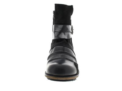 YELLOW CAB Damenschuhe - Boots CLUSTER Y 26146 - black preview 3