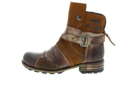 YELLOW CAB Damenschuhe - Boots CLUSTER Y 26146 - tan preview 2