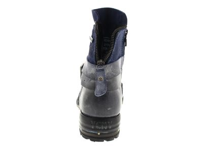 YELLOW CAB Damenschuhe - Boots CLUSTER Y 26146 - blue preview 5