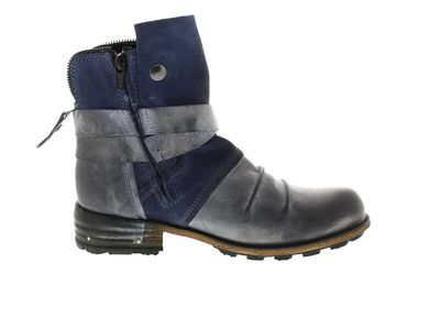 YELLOW CAB Damenschuhe - Boots CLUSTER Y 26146 - blue preview 4