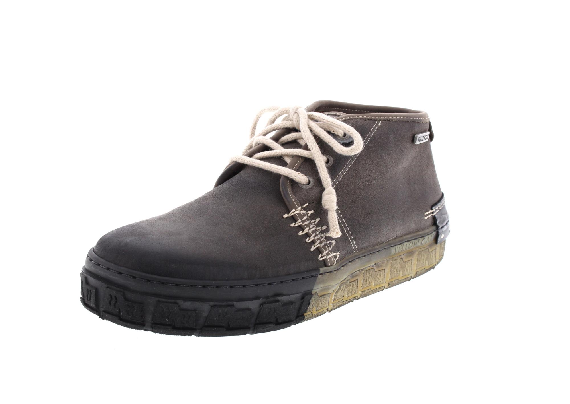 YELLOW CAB Herrenschuhe - Sneakers CHECK 15460 - grey_0