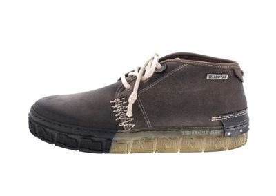 YELLOW CAB Herrenschuhe - Sneakers CHECK 15460 - grey preview 2